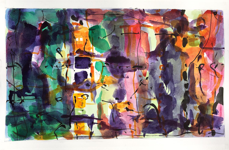 Dunnbier_Tidal Pool 1_watercolor_10x25