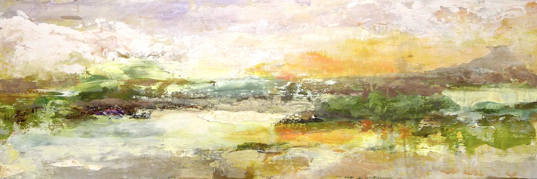 Cirioni_River Series_Sunset_12x36