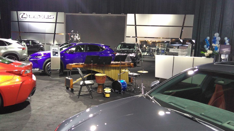 Car Show Marimba Trio