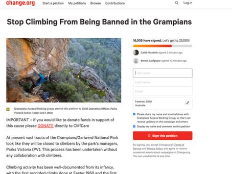 Grampians Petition