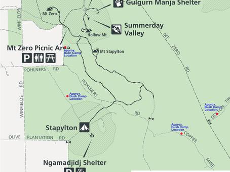 Bush Camping in the Grampians/Gariwerd