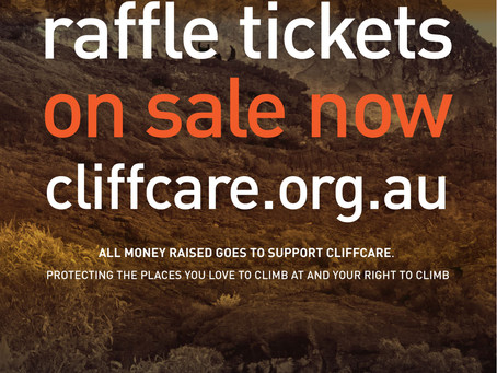The Great Annual CliffCare Raffle
