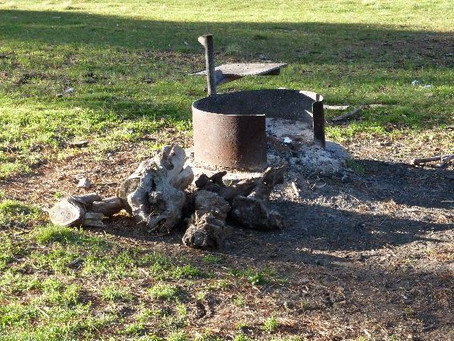Wood Fires at Arapiles