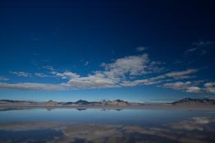 The Great Salt Lakes, Utah