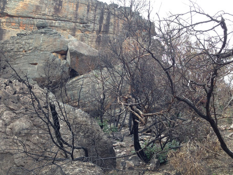 Grampians Update – Re-openings and Bouldering August 2015