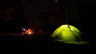 Camping at Arapiles