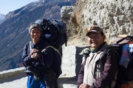 Lukpa and Nawang, Nepal