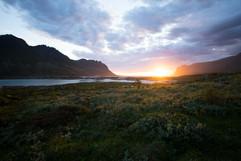 Lofoten sunrise, Norway