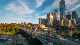 Princes Bridge, Melbourne