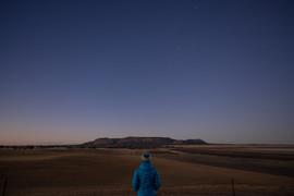 Arapiles at sunrise