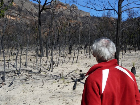 Access Officers Report May 2013 – Vic Range Fire update