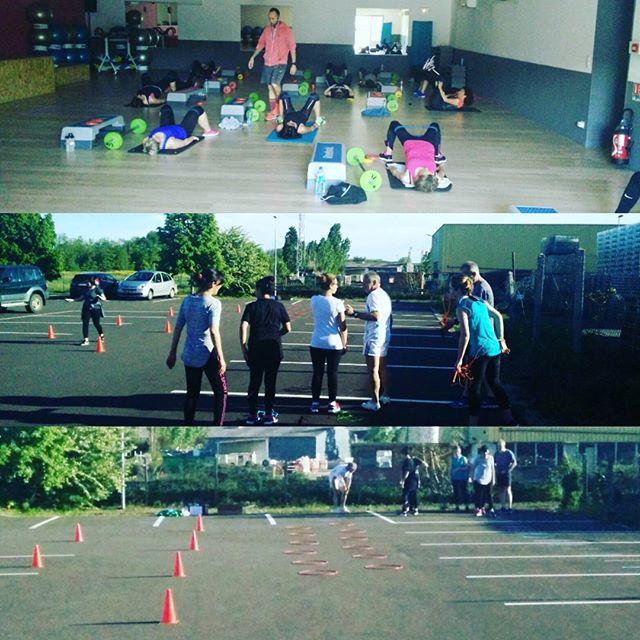 #nopainnogain #preparationducorps #workouts #été2017 #nopainnogain #bougetonboule 😂 travailler séri