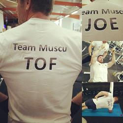 #teamauxerrefitness  #musculation #gainage  ne pas oublier en fin de séance le gainage