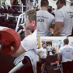 #teamauxerrefitness #musculation #entretienducorpsetdelesprit #ensemble Team Auxerre Fitness, un pré