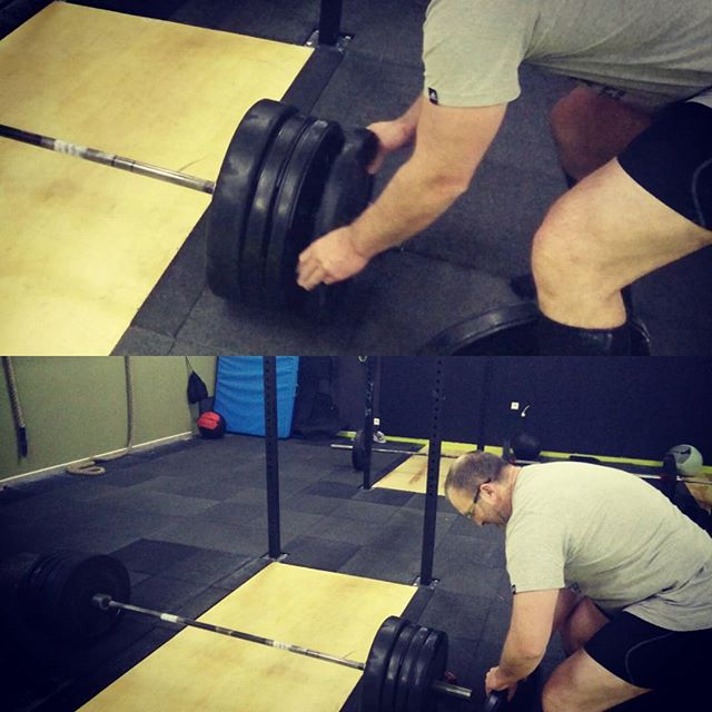 #150kg #halterophilie #win #humble #champion #happy travailler dans de bonnes conditions avec des at