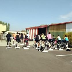 #cycling #music #exteriors #coursenexterieur  #soleil☀️ que la force soit avec toi...