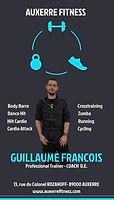 Fiche Guillaume Coach Diplômé Etat