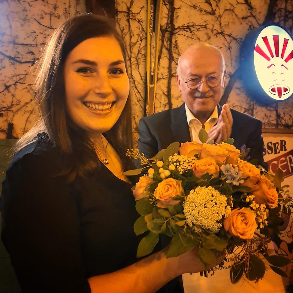 Verabschiedung Tanja Brüggemeier
