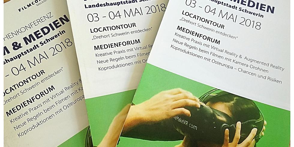 Branchenkonferenz FILM & MEDIEN