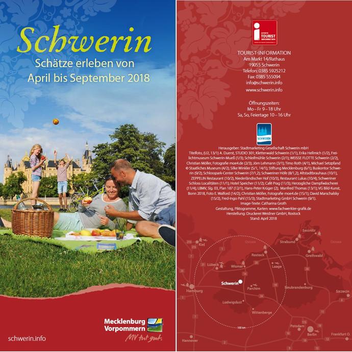 Tagesgäste der Ostseeküste nach Schwerin