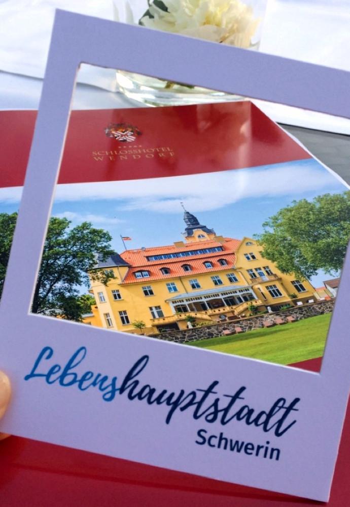 Stammtisch Juni 2018 im Schlosshotel Wendorf
