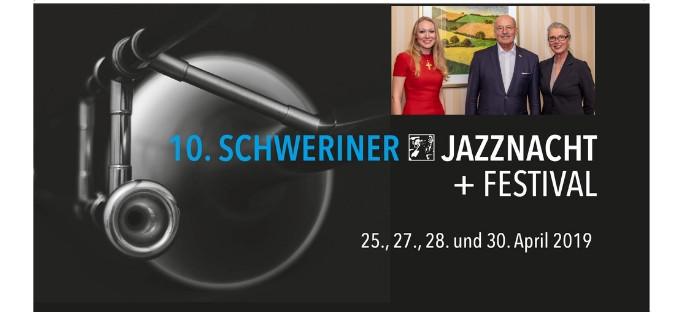 10. Schweriner Jazznacht