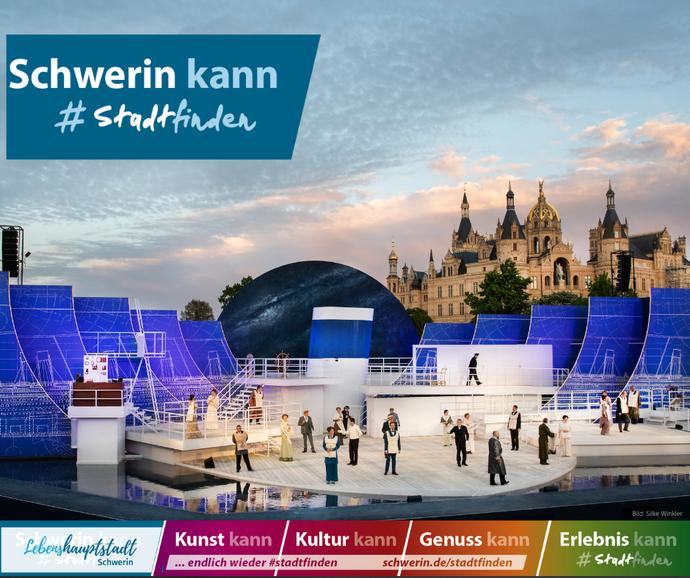 Schwerin kann #Stadtfinden