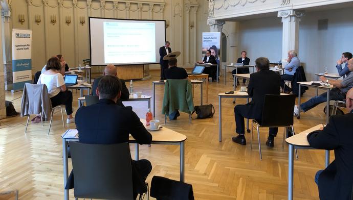 Marke Schwerin: PMI fordert Handeln!