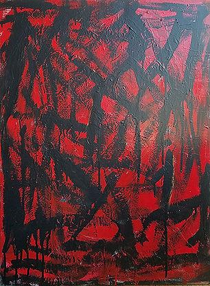 Black & Red-Rita Dawley-Oil-$500.jpg