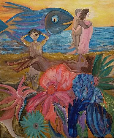 Day Dream-Hoda Awad-Acrylic-$720.jpg