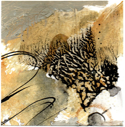 Into the Woods-Carol Dunn-Acrylic & Ink-$165-SECOND PRIZE.jpg