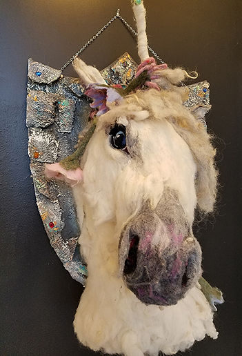 Alice-Lori Neumann-Wool Felting & Mixed