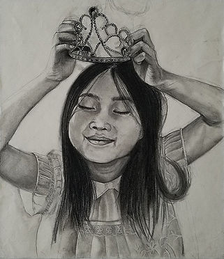 Teach Them Young-Alicia Lin-Drawing-$300