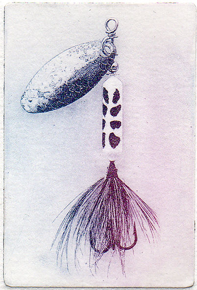 Lure #5 Etching-Framed size 7x8-$125.jpg