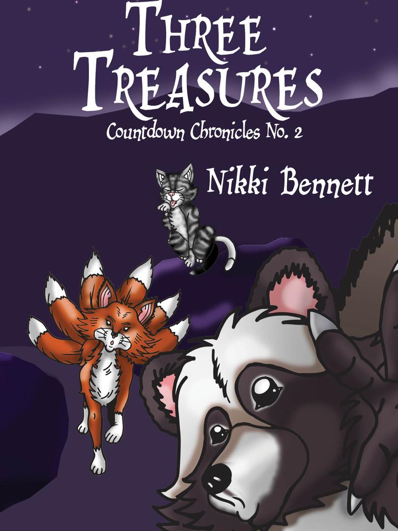 Three Treasures Book Cover