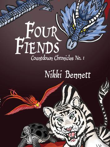 Four Fiends Cover Artwork