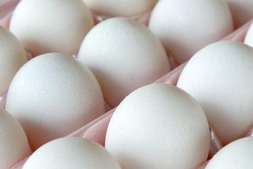 中号白壳鸡蛋/30个