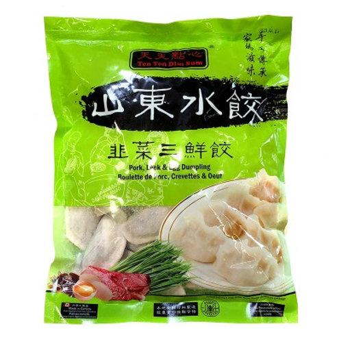 山东水饺(韭菜三鲜)/袋