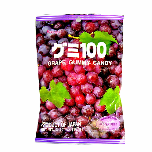 春日井葡萄软糖 107g