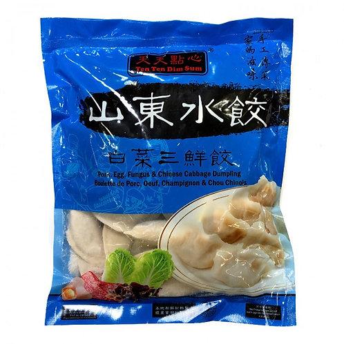 山东水饺(白菜三鲜)/袋