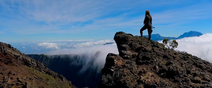 Reunion Island - Volcano