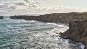 Cliffs - Great Ocean Road - Australia
