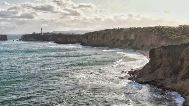 Cliffs - Great Ocean Road - Australia