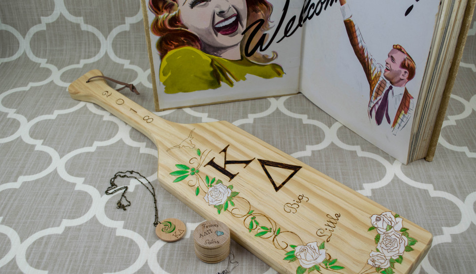 Greek Paddle and Jewelry Gifts