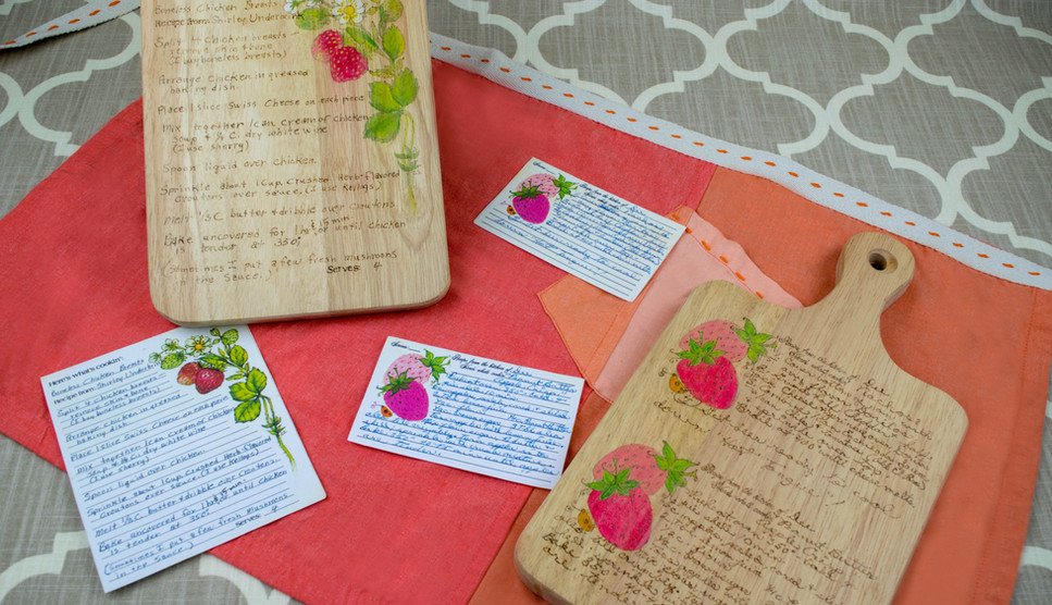 Handwriting Preservation