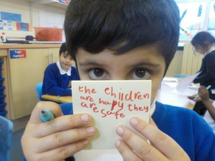 1st November 2016: Peer Mediation & Children's Rights