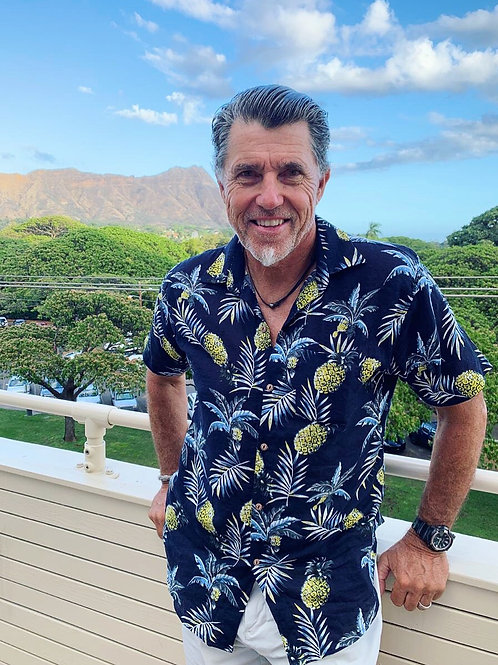 Short Sleeve Cotton Shirt