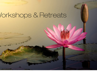 Workshops, funshops, and retreats, Oh My!