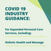 COVID 19 Industry Guidance