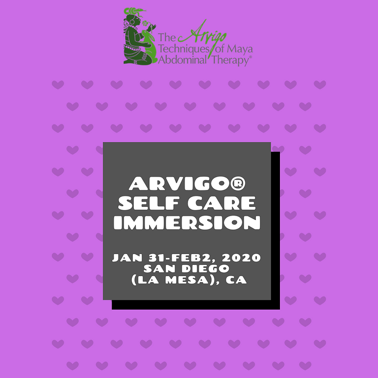 Arvigo® Self Care Immersion